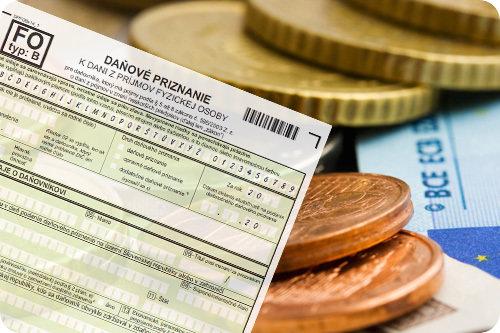 dane a nehnuteľnosti